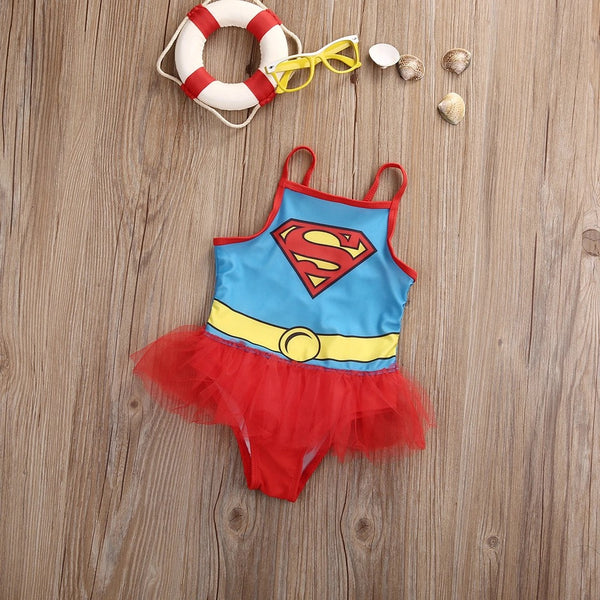Super Girl Swimsuit