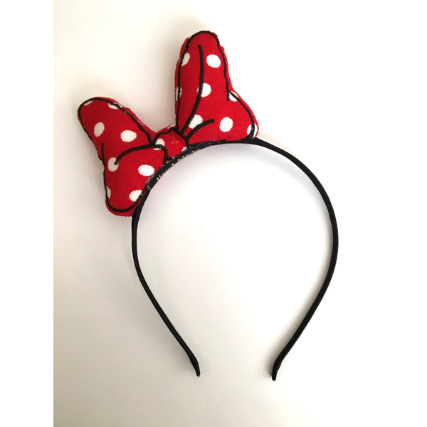 Minnie Bow Headband