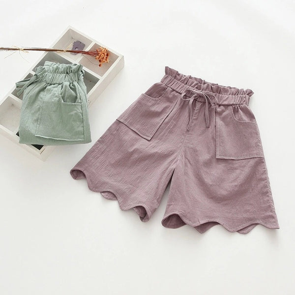 Spring Cropped Coutlettes