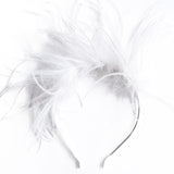 Capri Feather Headband