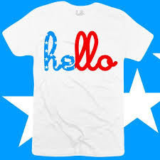 Hello 4th of July Tee