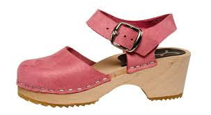 Cape Clogs Mary Jane