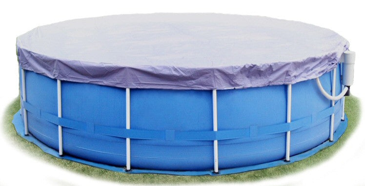 12 Ft Summer Escapes Frame Pool Cover