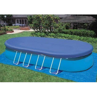 15' Oval Ring Pool Cover