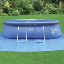 15' x 9' Oval Pool Cover