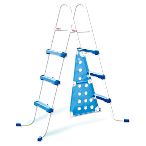36'' Ladder with Barrier for Ring Pool 097-020005