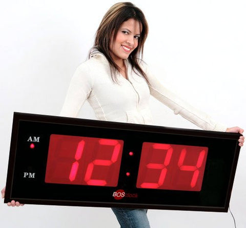 Super Large Giant LED Clock - 1