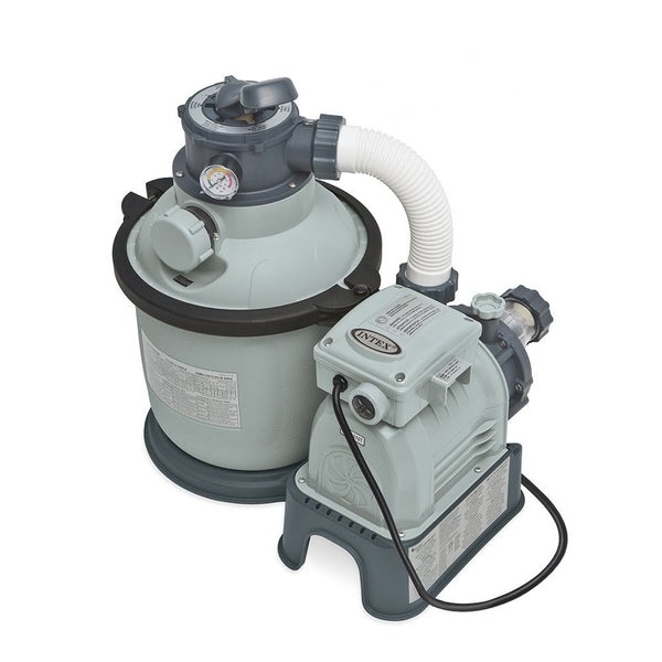 intex 1200 gph sand filter pump from