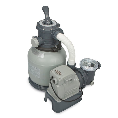 Intex 1600 GPH Sand Filter Pump