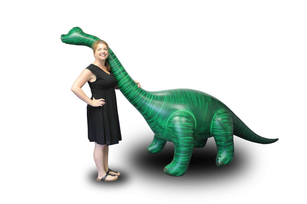 "144"" Long Brachiosaurus Inflatable - 1"