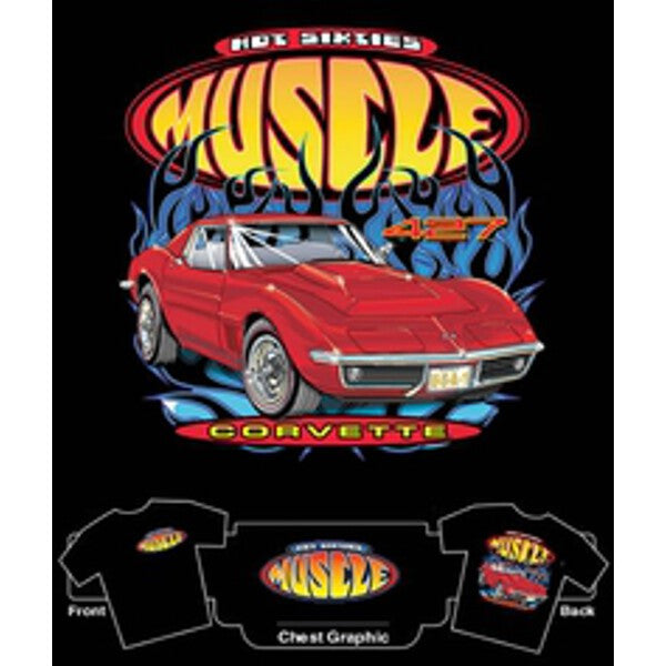 Muscle Corvette T-Shirt