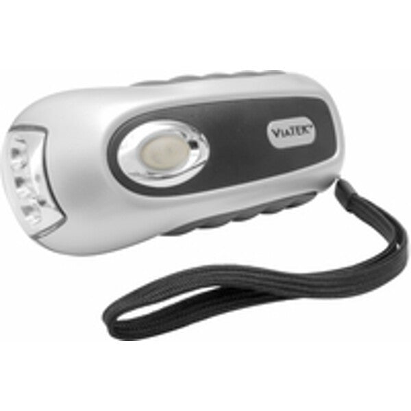 Dynabrite Hand Crank LED Flashlight