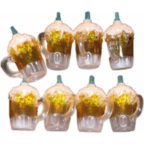 Beer Mug String Light Set