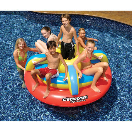 Cyclone Spinner Pool Inflatable Float