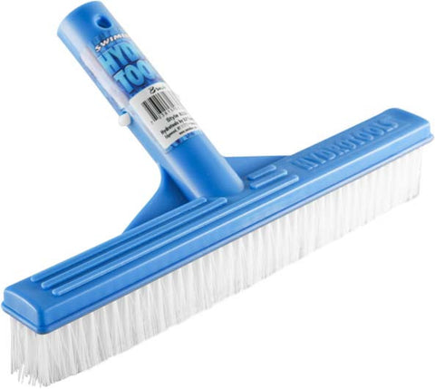 "Deluxe 10"" Floor & Wall Pool Brush"