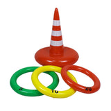 Traffic Cone Ring Toss - 2