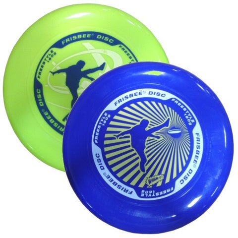 Frisbee Freestyle Disc