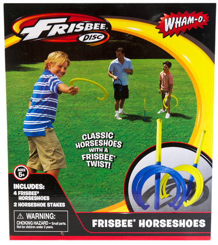 Frisbee Horseshoes