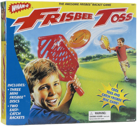 Frisbee Toss Game