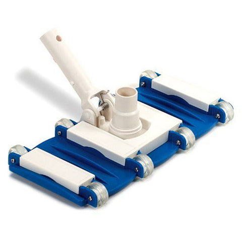 Blue Weighted Flex Vacuum Head
