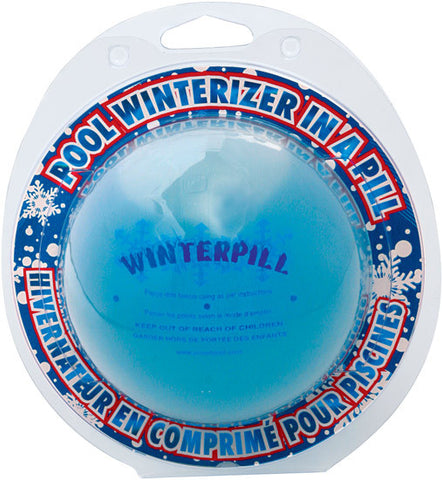 Swimming Pool AquaPill Winterizing Pill