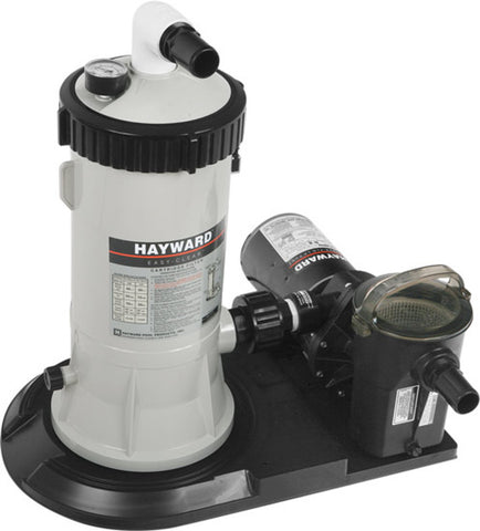 Hayward Heavy Duty Above Ground Pool Water Pump