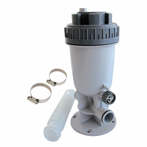 "Kokido KLOR-IN Automatic Swimming Pool Chlorine Feeder (1.5"" Hose Dia.)"