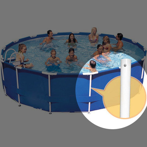 Summer Escapes 15 ft Pool Frame 42 in Upright Bar 090-380005