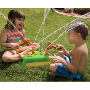 Whac-A-Mole Bop Sprinkler Toy