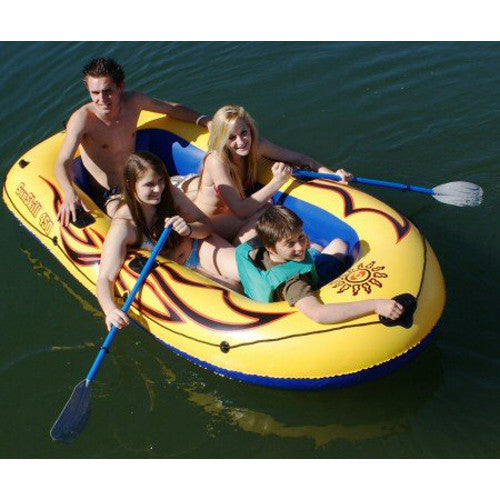 SunSkiff 4 Person Pool and Beach Boat