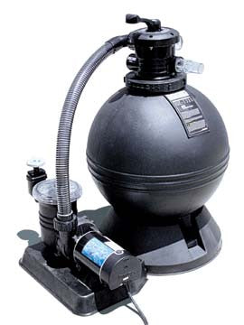 Heritage Pools 1 Horsepower Sand Filter System