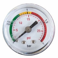 SandPro Filter Pressure Gauge for AquaQuik SandPRO Systems G5001