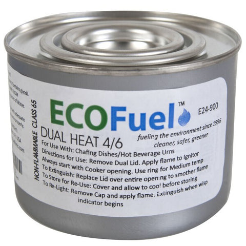 "Chafing Fuel ""Dual Heat"" 4/6 Fuel Can"