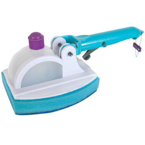 Pool Waterline Scrubber with Detergent Tank