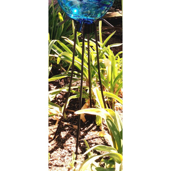 "Iron Stand for 8-10"" Gazing Balls"