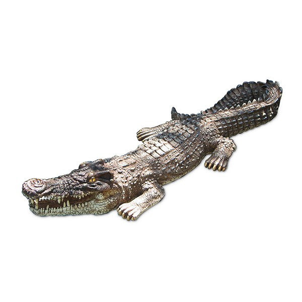 "30"" Crocodile Body Float Pool Toy"