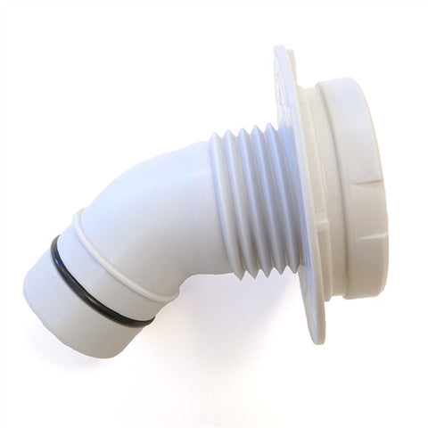 Plastic Return Fitting for Summer Waves RP800, RP1000, RP1500, RP2000, RX1000, & RX1500 Filtration Systems
