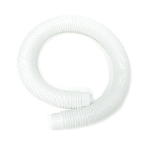 "Replacement 1.25"" x 3' Plastic Return or Suction Hose for Summer Waves Pools"