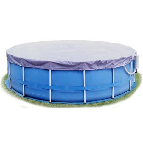 Summer Waves 15' Pool Cover for Metal Frame Pools