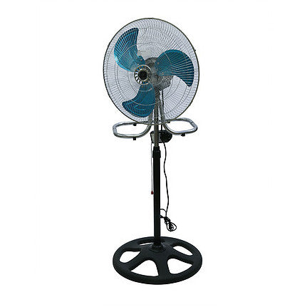 "18"" Floor Fan with 3-in-1 Functionality"
