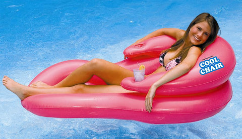 Inflatable Cool Chair Pool Lounge