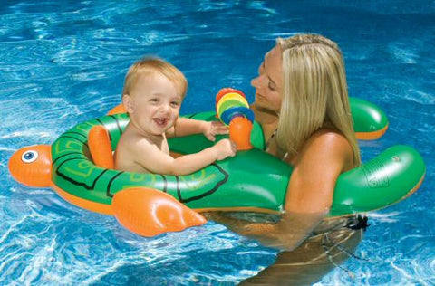 Inflatable Me & You Baby Pool Float