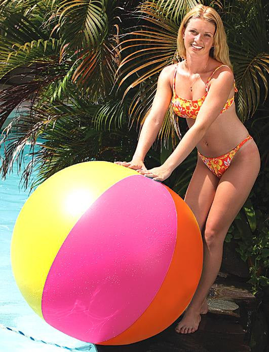 "Inflatable Panel 46"" Beachball"