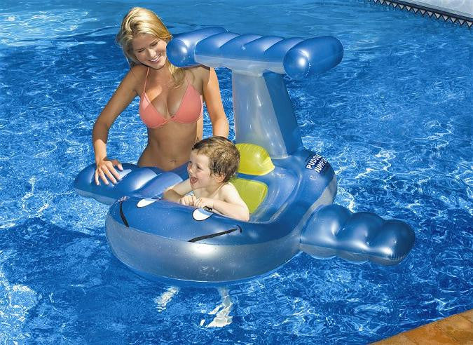 Inflatable Puddle Jumper Toddler Pool Seat