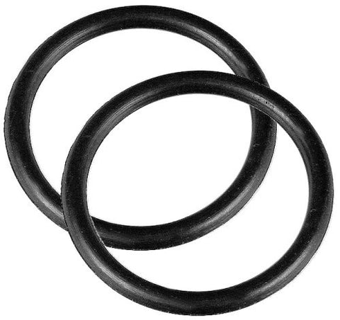 "Set of 2 O-Ring Seals for 1-1/4"" Hose Connections 10134"