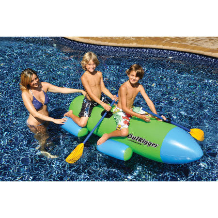 Outrigger Pool Float Inflatable Pool Toy