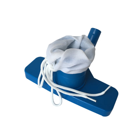 Small Vacuum Head and Sock for Above Ground Pools