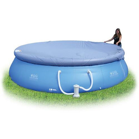 Pool Cover for Summer Escapes 18 Ft Quick Set Pool P10-1800