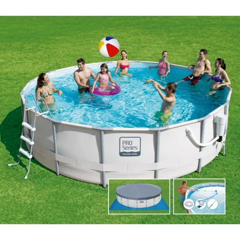 "16' x 42"" ProSeries Round Frame Pool"