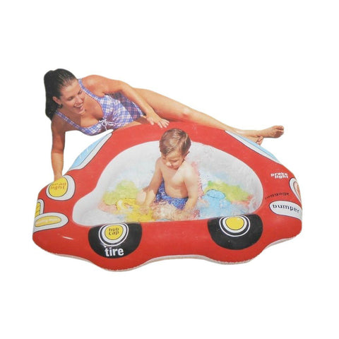 Inflatable Kiddie Car Pool